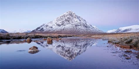 Landscape Photography Glencoe Winter Landscape Photography Glencoe And Rannoch Moor