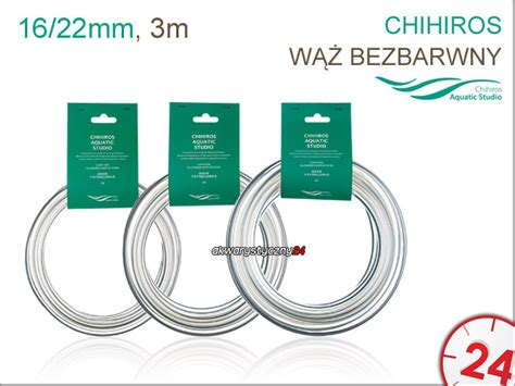 Chihiros Clean Hose 1622 Mm chihiros clear hose 16 22mm akwarystyczny24