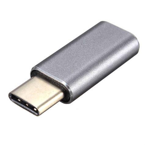 Connector Type C Convert Micro Usb To Usb 31 Type C sa type c connector to micro usb 2 0 usb 3 1