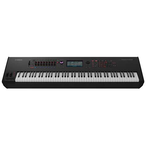 Keyboard Yamaha Montage 8 Yamaha Montage 8 171 Synthesizer