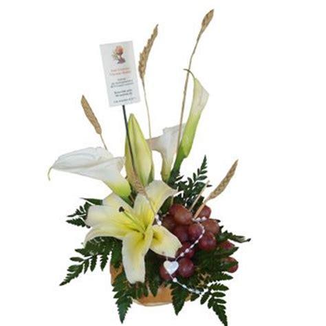 adornos con espigas imagenes arreglos florales con espigas de trigo y uvas