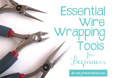 jewelry tools for beginners wire wrapping tools for beginners jewelry tools