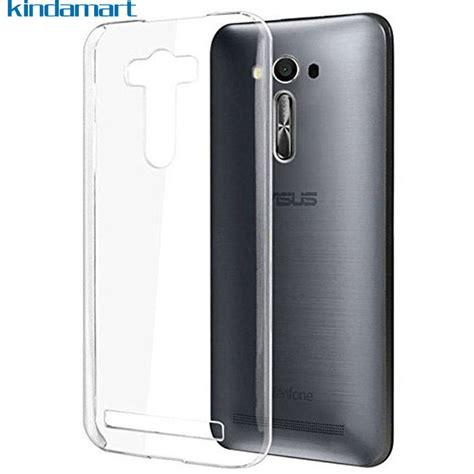 Soft Asus Zenfone 2 Laser 6 Inch Ume Ultrathin zenfone 2 ze500kl transparent cover skin slim soft
