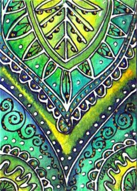 challenge 129 use string 004 tangles sez ilana and zentangle color on pinterest doodles pens and tangled