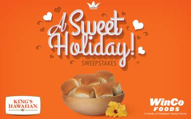 Sweepstakes For Texas Residents Only - winco a sweet holiday sweepstakes win a 50 winco gift card sweepstakes