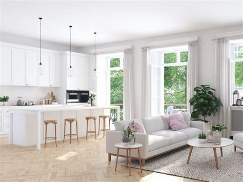 arredare un open space come arredare un open space con soggiorno e cucina faber