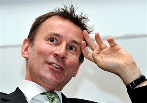 what can i give my for relief caption competition mr hunt breathes a sigh of relief daily mail