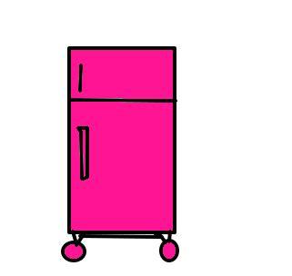 geladeira desenho de lilo gartic