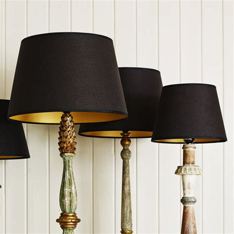 Black And Gold L Shade Uk black and gold retro shades lighting graham and green