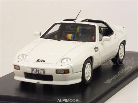 Porsche 928 Targa by Neo Porsche 928 Bb Targa White 1 43 Scale Model