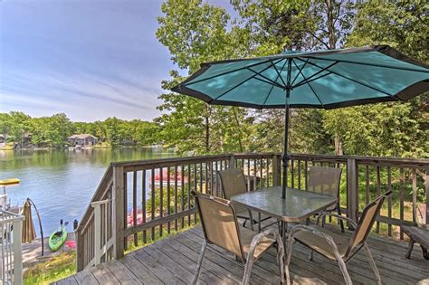 lake george michigan boat rentals tripadvisor new waterfront lake cabin w boat dock