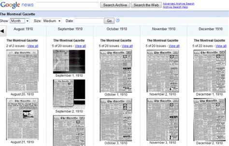 google images archive browse newspapers in google news archive