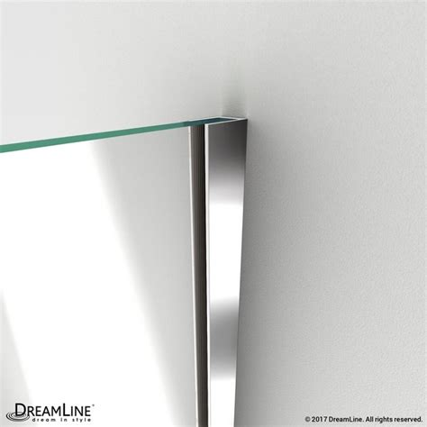 33 inch shower door dreamline shdr 243257210 hfr unidoor plus 32 1 2 to 33