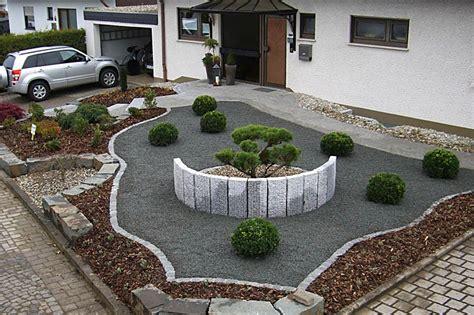 vorgarten anlegen gestaltung hauseingang vorgarten loveer garten