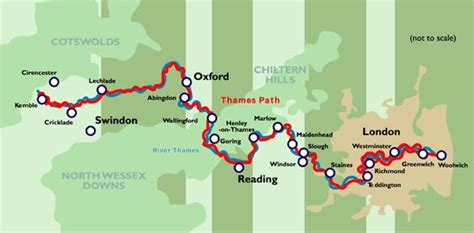 thames river trail map london the river thames site links neils travel web