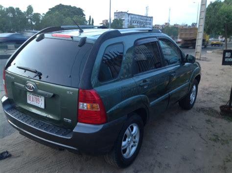 2005 Kia Sportage Ex Sold Green 2005 Kia Sportage Ex 4wd Just Cleared Sold