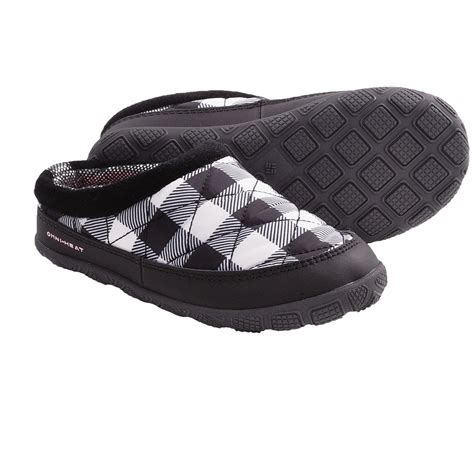 youth boys slippers columbia sportswear packed out slippers omni heat 174 for