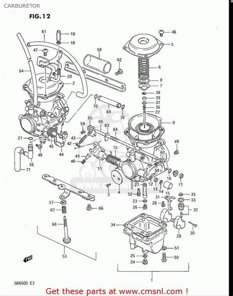 Suzuki Savage 650 Carburetor Diagram Wiring Diagram For Suzuki Gs500e Usa Model In Get Free