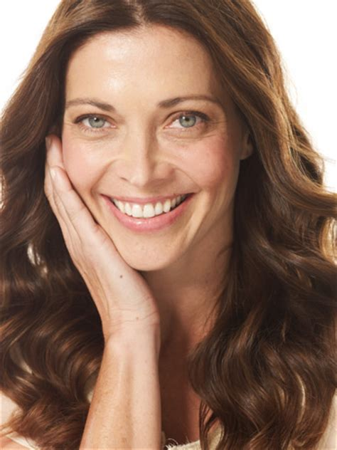 pictures of women in their forties look younger now age defying makeup tricks