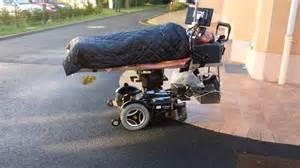 fauteuil roulant electrique couche fcts