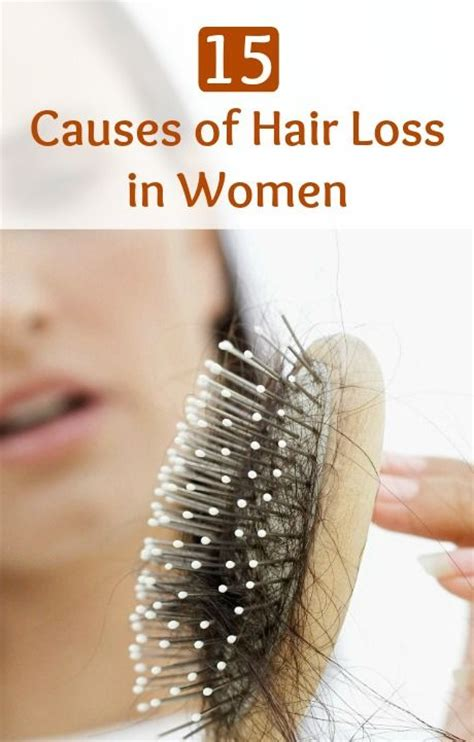 hair loss in women five common causes visual makeover causes of hair loss in women can range from the simple and