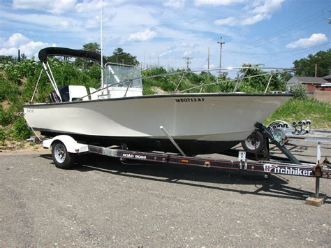 boat hulls for sale 1973 seacraft 20 classic potter hull power boat for sale