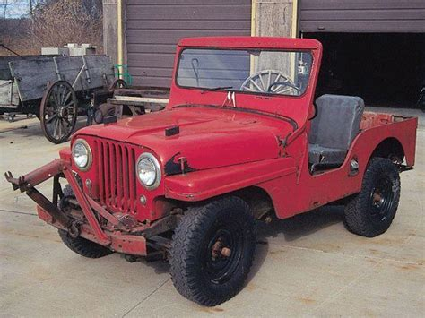 Jeep Cj4 Cj Spotters Guide Jeep Cj Forums