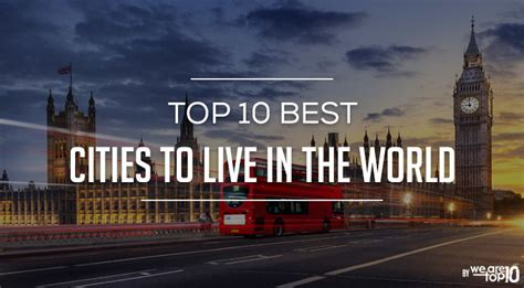 the world s 12 best places to live or retire in 2016 the 10 best cities to live in for tech theinvests
