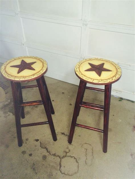 Primitive Bar Stools by 1000 Images About Auction Items Baskets On