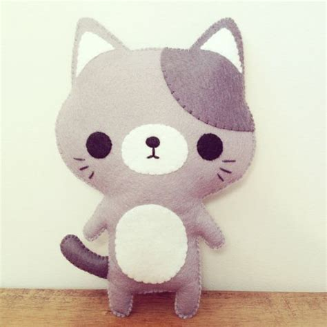 best 25 stuffed animal cat ideas on pinterest sewing