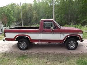 find used gt gt 85 ford f150 xl 4wd truck w ac orig paint