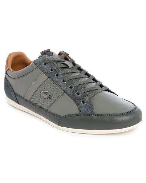 lacoste low top sneakers lacoste chaymon blue denim navy two tone low top sneakers