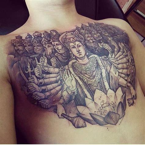 goddess tattoo bali balinese tattoos symbols designs pictures tattlas
