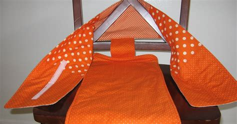 pattern for fabric travel high chair diy fabric travel high chair style simpler