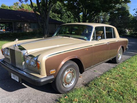rolls royce silver shadow 1975 rolls royce silver shadow ii for sale 1887375