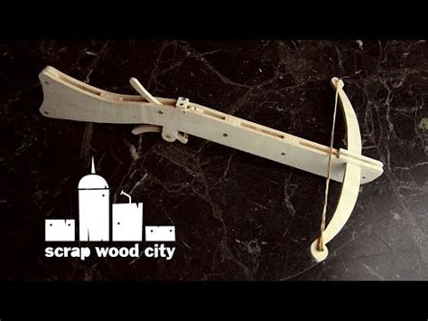 How To Survive Handmade Crossbow - diy survival make a crossbow from scratch dual survival