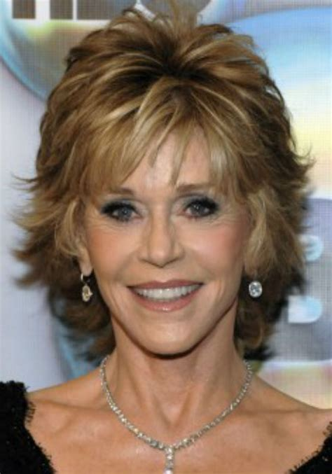 hairstyles for 60 fonda with shag haircut jane fonda haircuts shaggy bobs womanly waves and the