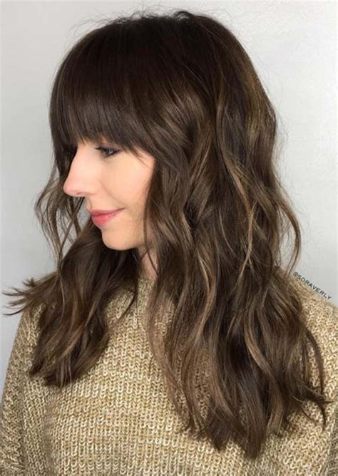 Womens Medium Length Hairstyles by 51 Medium Hairstyles Shoulder Length Haircuts For