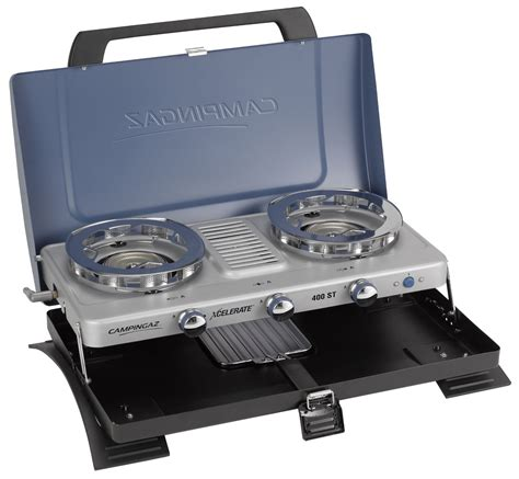 Oven And Cooktop Campingaz 400 St Double Burner Amp Toaster Portable Camping
