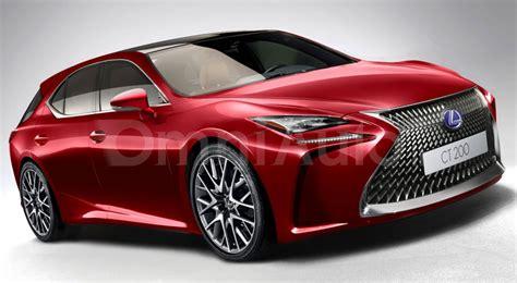 Lexus Hatchback 2020 by Lexus