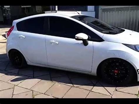 ford new fiesta rs caxias do sul youtube