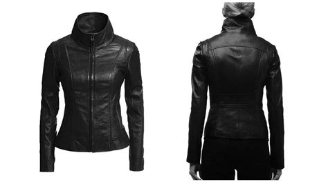 all black motorcycle jacket top 10 best leather jackets for heavy com