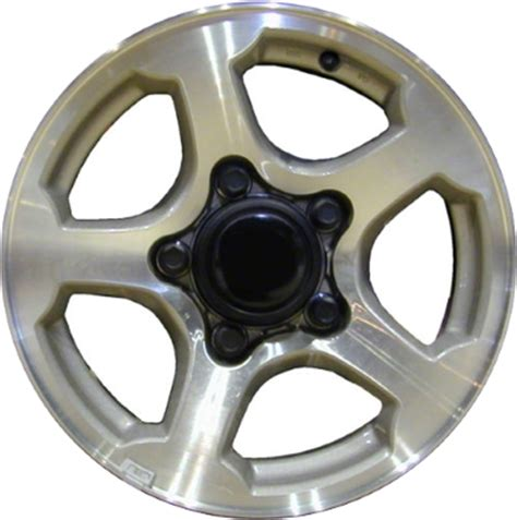 chevrolet geo tracker wheels rims wheel rim stock oem