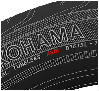 tread pattern name sidewall branding for passenger car tire tire knowledge
