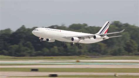 Air France Paris To Detroit Provincial Archives Of