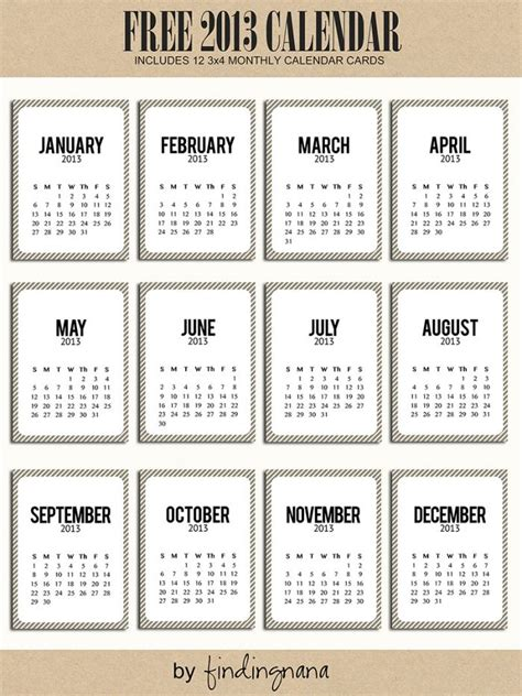 Lounge72 Pdf Calendars by Best 25 2013 Calendar Ideas On Ideas