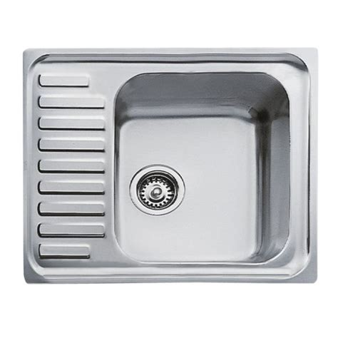 Evier 1 Cuve Inox by Evier Classic Inox 224 Encaster 1 Cuve Achat Vente