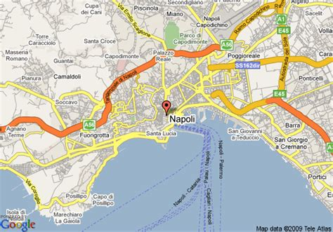Hotel Naples Naples Italy Europe map of renaissance naples hotel mediterrano naples