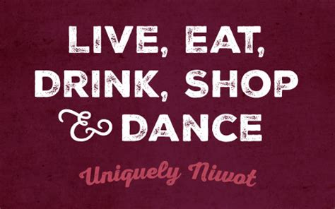 eat drink dance repeat shop and nom at ikea tines niwot colorado business association niwot business