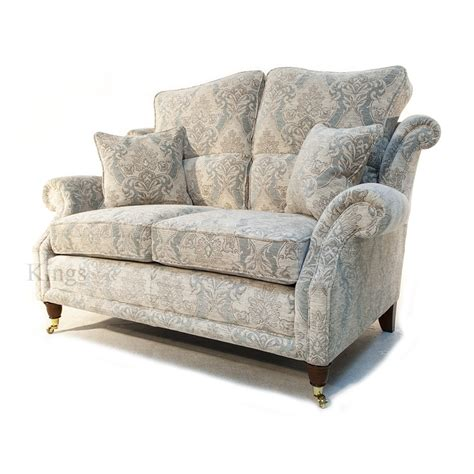 small sofa chair wade upholstery hollinwell small sofa and chair in floral